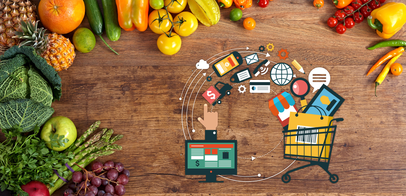 e commerce online grocery Amazon is moving into the grocery retail market via a partnership with morrisons, forcing rival supermarkets to reassess their online capabilities.